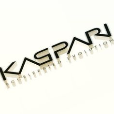 #KASPARI designed logo