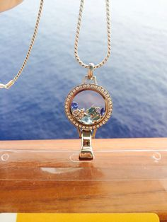 Origami Owl Living Locket Lanyard! Great for Cruising, Concerts, Conventions, teachers, work, etc. itispersonal.origamiowl.com