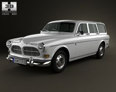 Volvo Amazon wagon 1961