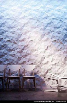 Idéias criativas de papéis de parede