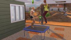 Pula-Pula funcional para o The Sims 4! - Downloads Alala Sims
