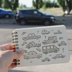 Day 47 of #The100DayProject  Car. #100DaysOfDrawingThingsInDifferentVariations