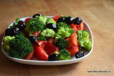 Best Salad Recipes, Fruit Salad, Tofu, Broccoli, Avocado, Health Fitness, Vegetables, Mai, Diet