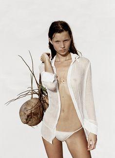 Kate Moss, Corinne Day