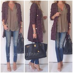 Simple and stylish.