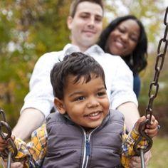 Beautiful interracial family #love #wmbw #bwwm