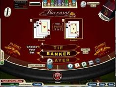 This is the best online Baccarat Bonus you will ever get http://www.winningbaccaratsystems.com/baccarat-bonus-worth-1000-casino-offer-hurry.htm    You get a 100% match with this super bonus code from our site.     With a whopper of a 20x max cashout limit you can win plenty of money easily.     This offer is also for exisiting players too! But you pro...