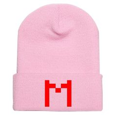 Our popular knit beanie caps are unique and quality embroidered. It's stylish for fashion look and keeps you warm. It's stretchy enough for even the big sizes. This is a great gift for yourself or you