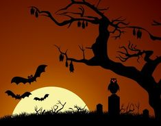 Free Halloween day special vector dark night background with bat house and tree pumpkin Halloween day special 31 th October Halloween Vector, Halloween Cartoons, Halloween Pictures, Halloween Night, Scary Halloween, Happy Halloween, Free Vector Graphics, Free Vector Art, Halloween Illustration