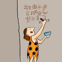 How Cavemen Used Social Media [SUNDAY COMICS]