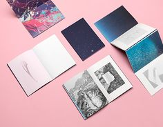 Cahier 00 on Behance