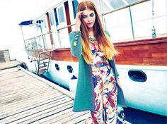 #MMissoni | #Cosmopolitan UK | Spring 15
