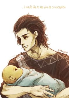 OH MY GOODNESS IT'S HADES AND BABY NICO!!?!! *FEELS*