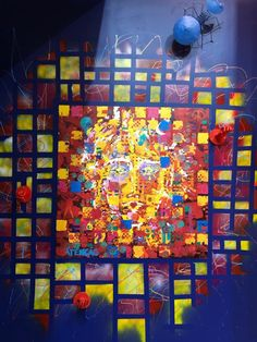 Times Square, Travel, Painting, Game Boards, Museum, Artists, Art, Viajes, Painting Art