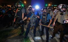 If Cops Understood Crowd Psychology, They'd Tone Down The Riot Gear | Co.Design | business + design