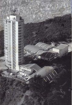 Hotel Humboldt (Parque Nacional El Avila), 1957. Tomás José Sanabria.