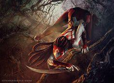 Guul Draz Vampire by Steve Argyle on dA