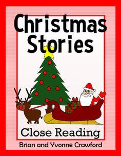 Christmas Reading Passages - Close Reading Passages $