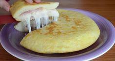 L'omelette De Patate à L' Italienne: Un Plat D'une Simplicité étonnante Et Au Goût Unique - RegardeCetteVideo.fr