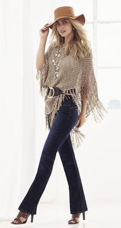 We have the perfect accessories for a fresh new look. We have the perfect accessories for a fresh new look. Mode Outfits, Fall Outfits, Casual Outfits, Fashion Outfits, Womens Fashion, Fashion Trends, Sweater Outfits, Fashion Over 50, Look Fashion