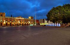 San Luis Potosí Colonial - Barrios