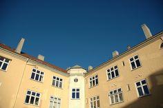 Torshov Borettslag Oslo, Louvre, Spaces, Mansions, House Styles, Building, Pictures, Travel, Home