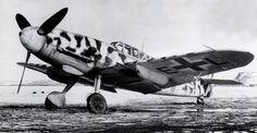 Me 109 flown by Ehrler.