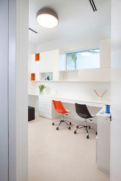 Contemporary Homes Interior Designs modern workspace  :: imac - minimal design   imac desk & office