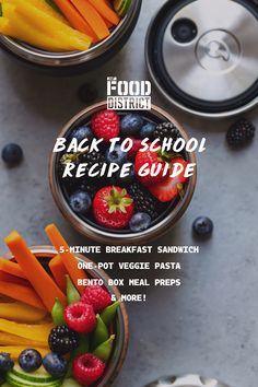 Quick and delicious recipes made easy for everyone in the family.   Expect everything from an easy 5-minute breakfast sandwich to a one-pot pasta dish that even the pickiest of palates would enjoy. Delicious Recipes, Yummy Food, Veggie Pasta, One Pot Pasta, Easy 5, Bento Box, Pasta Dishes, Make It Simple, Meal Prep