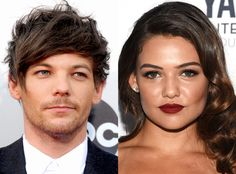 Louis Tomlinson Fuels Romance Rumors With Danielle Campbell After Pair Is Spotted Displaying PDA in Chicago | E! Online Mobile☺️☺️☺️☺️☺️☺️