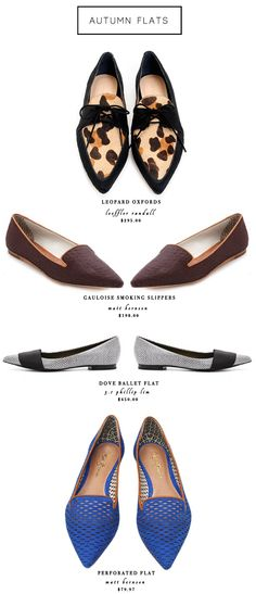 Must have flats for Fall