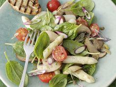 Rezeptsammlung: Spargelsalat-Rezepte | eatsmarter.de #spargel #salat