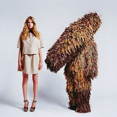 Soundsuits by Nick Cave