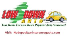 where to find cheap car insurance low down payment