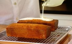 Lemon cake in 60 mins by Ina Garten | Cakes Professional recipe | Foodnetwork.co.uk