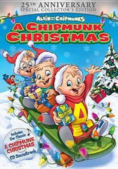 Alvin and the chipmunks. A chipmunk Christmas    Christmas Shows 2429bb69317