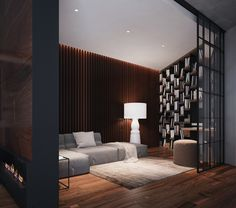 Apartment design in Kiev - 170 m2