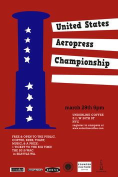 2015 United States AeroPress Championship
