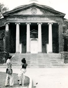 Hendricks Chapel at Syracuse University (Courtesy SU Archives)