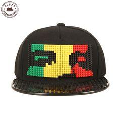 Lego Hat, Custom Lego, Hats, Hat, Hipster Hat