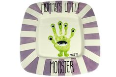 handprint monster!  Do one for each kid on a big birthday?