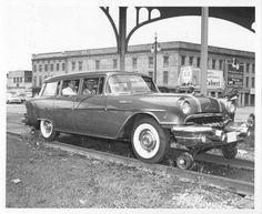 Hy-Rail Inspection Car - Public Belt Railroad