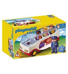 PLAYMOBIL 123 Coach 6773 10170101 60 Advantage card points. All aboard the Playmobil 123 Coach! This fun coach has a luggage compartment that doubles as a shape sorter, as well as 4 Playmobil figures to play with! FREE Delivery on ord http://www.MightGet.com/april-2017-1/playmobil-123-coach-6773-10170101.asp