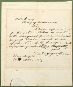 Letter from Jefferson Davis (President of the Confederate States of America, and United States Secretary of. Jefferson Davis, Confederate States Of America, Constitution, Interesting Stuff, Family History, Authenticity, Repeat, Certificate
