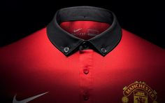 Manchester United New 13/14 home shirt.