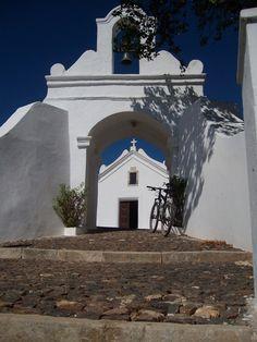 Igreja da Nossa Senhora do Castelo, Aljustrel, Alentejo