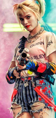 Harley Quinn Disfraz, Anastasia, Harley Quinn Comic, Margot Robbie, Birds Of Prey, Marvel Dc Comics, Anime Cosplay, Cosplay Costumes, Photoshoot