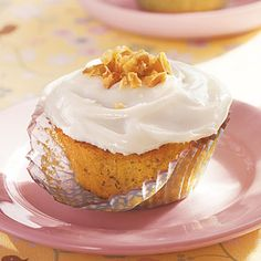 If the frosting is too thin, place it in the refrigerator for 30 minutes or until it is spreadable.