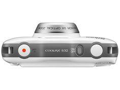 """[画像] ニコン、""""親子で楽しめる""""防水カメラ「COOLPIX S32」 - デジカメ Watch"""
