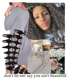 """""""pyt✨"""" by slayed-fashion ❤ liked on Polyvore featuring Auriya and Schutz"""
